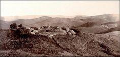 Uma aldeia zulu. Imagens raras da vida e cultura dos zulus e das mudanças na velha África de 1903.  Fotografia: Okinawa Soba (Rob) no Flickr.