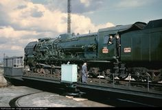 RailPictures.Net Photo: 241 P 32 SNCF 241 P at CHAUMONT Haute Marne, France by Gerard MEILLEY
