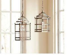 Bird Cage Lighting