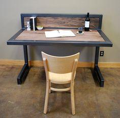 Kraftig escritorio por deliafurniture en Etsy