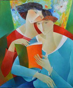 Francoise Collandre - Le jardin des mots