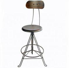 architect's bar stool