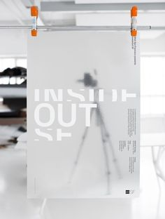 AIGA Inside Out SF Poster
