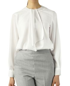 ブラウス(7 白): レディース | メーカーズシャツ鎌倉 公式通販 | MAKER'S SHIRT KAMAKURA
