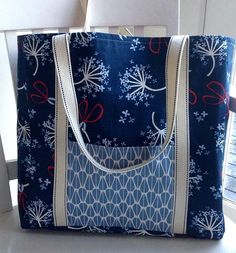 If you're looking for an easy tote bag pattern, free patterns don't get much better than this one! Follow this tote bag sewing tutorial and learn how it's made.