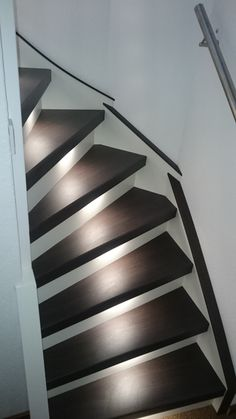 House Stairs, Techno, Outfits, Home Decor, Houses, Ladders, Binder, Decorating Living Rooms, Outfit