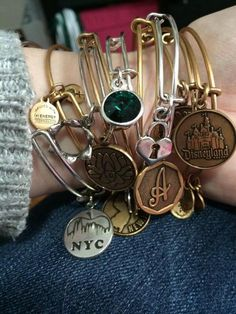 Love Alex & Ani and I want an armfull! Cute Bracelets, Pandora Bracelets, Jewelry Bracelets, Jewelry Watches, Wrap Bracelets, Cute Jewelry, Jewelry Accessories, Unique Jewelry, Vintage Jewellery