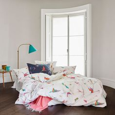 Schlossberg LANI bed linen, Bettwäsche on pacificohome. Super King Duvet Covers, Full Duvet Cover, Living Colors, King Pillows, Blanket Cover, Queen Duvet, Decorative Pillow Covers, Bedding Sets, Bed Linen