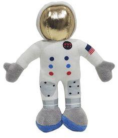 Malektronic Rocketman Plush Toy - Tampa Bay Astronaut as seen on TV … - Tampa Bay Hockey, Ice Hockey Teams, Cuddle Buddy, Tampa Bay Lightning, Space Theme, See On Tv, Backrest Pillow, Astronaut, Plushies