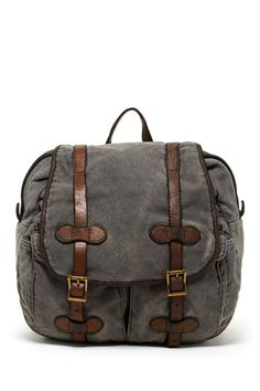 Street Level Double Buckle Backpack by Street Level on @nordstrom_rack