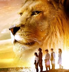 aslan and the kings and queens - Google Search