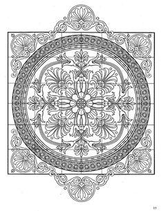 Dover Publications Decorative Tile Designs