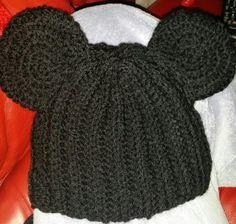 Mickey mousemutsje.