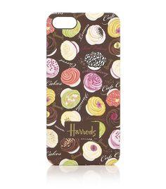 Harrods cupcake iPhone case