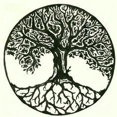 Life  https://tatring.com/tattoo-ideas-meanings/The-Meaning-of-Tree-Tattoos