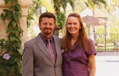 Dr. Brian Clement and Dr. Anna Maria Gahns-Clement of Hippocrates Health Institute