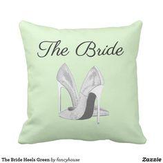 The Bride Heels Gree