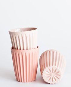 Keramik aus dem Studio Lenneke Wispelwey... via Designchen