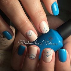 In seek out some nail designs and ideas for your nails? Here is our list of 25 must-try coffin acrylic nails for trendy women. Fancy Nails, Trendy Nails, Hair And Nails, My Nails, Nagel Gel, Easy Nail Art, Creative Nails, Gorgeous Nails, Blue Nails