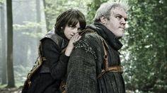 Game of Thrones, Bran et Hodor