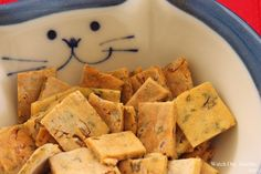Watch Out, Martha!: Chewy Cat Treats, From Scratch