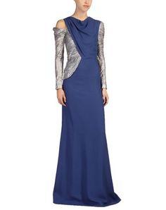 VIONNET Long dress. Star Trek formal wear, in a good way.