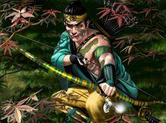 Clan Mantis Archer.