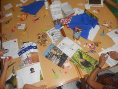 Proyecto medioambiental con la Fanzinoteca