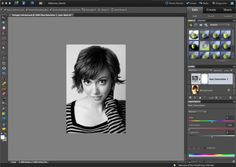 How to Turn an Image Black and White Except for One Color (Adobe Photoshop Elements 5.0)