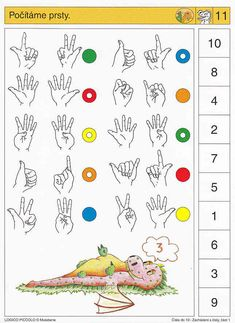 LOGICO PICCOLO | Čísla do 10, část 1 | Didaktické pomůcky a hračky - AMOSEK Visual Perception Activities, Brain Activities, Sequencing Cards, Math School, Autism Classroom, Childhood Education, Special Education, Preschool Activities, Mathematics