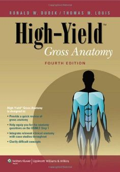 Download High Yield Gross Anatomy PDF 5th Edition Free
