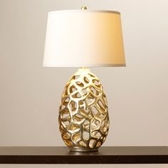 Wade Logan Brenford Table Lamp With Empire Shade