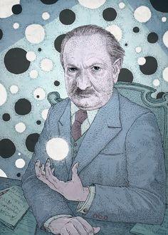 La neurociencia concibe al ser como un agregado de información que se integra (falsamente) en una conciencia de sí; a esto podemos oponer la filosofía del ser de Heidegger, anclada en la copresencia, en el mundo y con el mundo