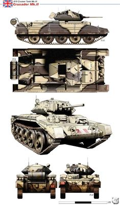 Military Weapons, Military Army, Military History, Crusader Tank, Rc Tank, Army Camouflage, Ww2 Tanks, Battle Tank, World Of Tanks