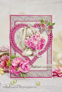 открытка женская, открытка маме, открытка для мамы, открытка к дню матери, день матери