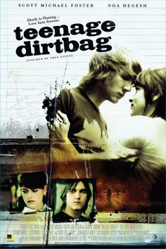 Rent Teenage Dirtbag starring Scott Michael Foster and Noa Hegesh on DVD and Blu-ray. Get unlimited DVD Movies & TV Shows delivered to your door with no late fees, ever. One month free trial! Hd Movies, Movies Online, Movie Tv, Saddest Movies, Scott Michael Foster, Romance Movies Best, Creative Writing Classes, Teenage Love, Indie Films