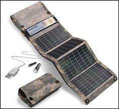 PowerFilm Solar Charger