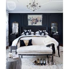 Chambre spacieuse   #bedroom