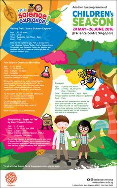 Singapore School Holidays Fun 2