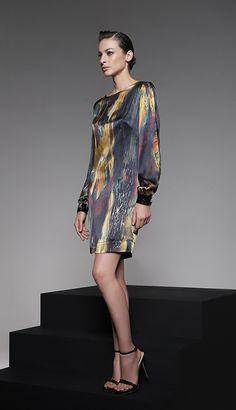 vestido seda,Alphorria