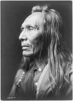 Three Eagles, Nez Perce | Edward Curtis