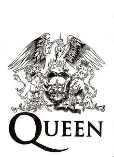 Black Background Queen Band Wallpaper Hd Wallpaper Wallpapermine