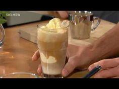 Eiskaffee aus dem Thermomix - schnell und einfach - YouTube