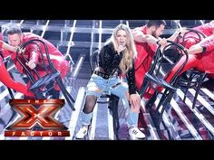 Louisa Johnson performs Michael Jackson classic | Live Week 2 | The X Factor 2015 - YouTube