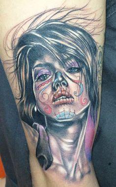 Tattoo Artist - Massimiliano Fenix | www.worldtattoogallery.com/tattoo_artist/massimiliano-fenix