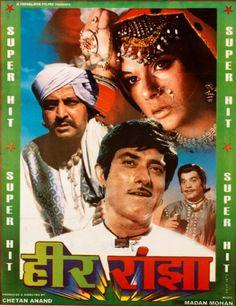 Heer Ranjha full movie in shayari, extraordinary movie