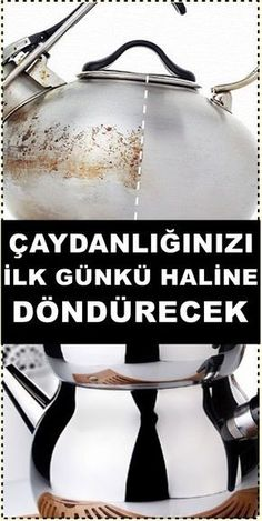 temizlik Eliminate this problem with teapot cleaning in 6 steps so that the teapots that lose their brightness over time and burn the outer surface do. Photo Printing Services, Album Design, Diet And Nutrition, Home Remedies, Cleaning Hacks, Tea Pots, Diy And Crafts, Household, Salt