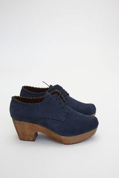 Of course these are Rachel Comey's!  They always stand out to me, and I've been seeing a lot of her shoes/boots on Pinterest lately.  Magpie shoes by Rachel Comey.