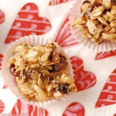 Healthy Peanut Butter and Honey Rice Krispie Snacks | Babble