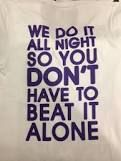 Relay For Life - new favorite t-shirt idea.